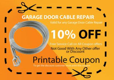 cable for garage door